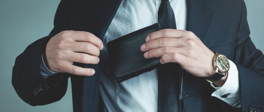 main of Why Shouldn't Your Wallet Carry Everything and Look Great Doing It?